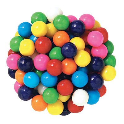 ASSORTED 5800 CT GUMBALLS