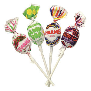 Charms Assorted Blow Pops 6.60Lb Box