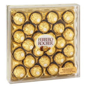 Ferrero Rocher 24 Pc 10.6 Oz Box 6Ct Case