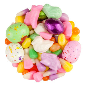 Jelly Belly Deluxe Easter Mix 10.00Lb Case