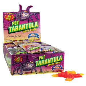 Jelly Belly Gummi Pet Tarantula 24Ct Box