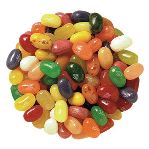 Jelly Belly Tropical Jelly Bean Mix 10.00Lb Case