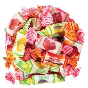 Go Lightly Sugar Free Assorted Fruit Chews 15.00Lb Case