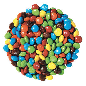 M&M'S Mini Milk Chocolate 12.50Lb Box