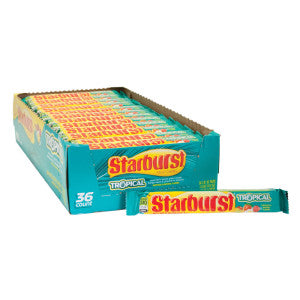 Starburst Tropical 2.07 Oz 36Ct Box