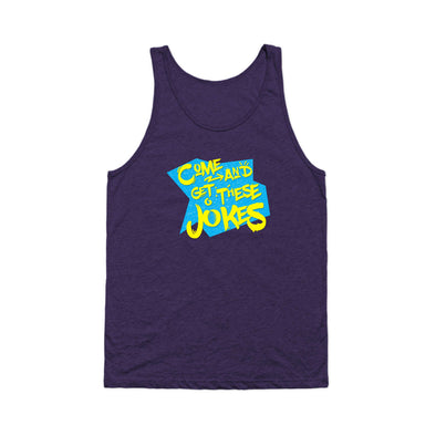 """Come And Get These Jokes"" Tank"