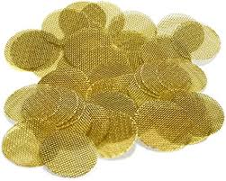 Non-Branded Brass Pipe Screens