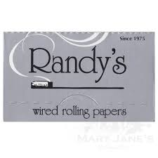 Randy's  Wired Paper