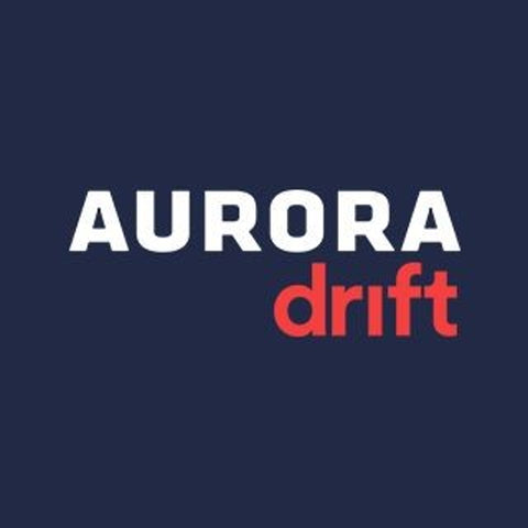 Aurora Drift Raspberry Soft Chews 4 x 2.5mg