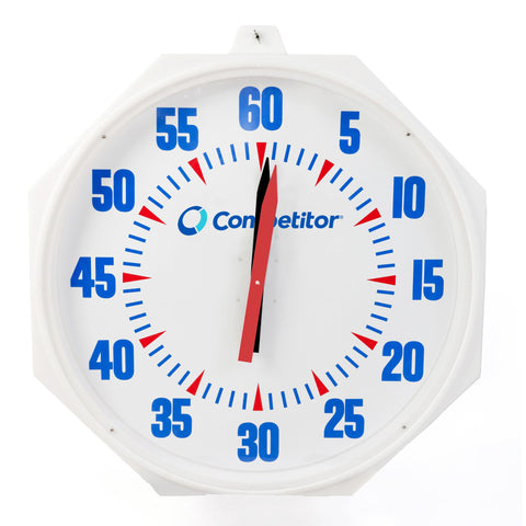 "Competitor Pace Clock 31"" Electric Model (110V Motor)"