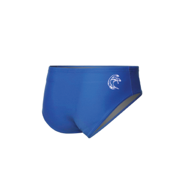 Waves Male Speedo Lycra Brief With Logo
