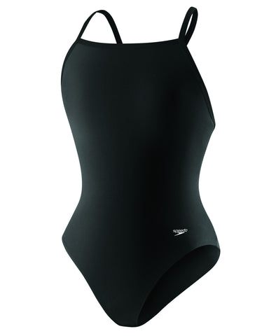 Speedo Endurance+ Flyback Training Suit - Black Series