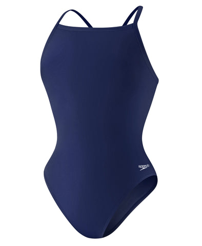 Speedo Endurance+ Flyback Training Suit - Navy Series