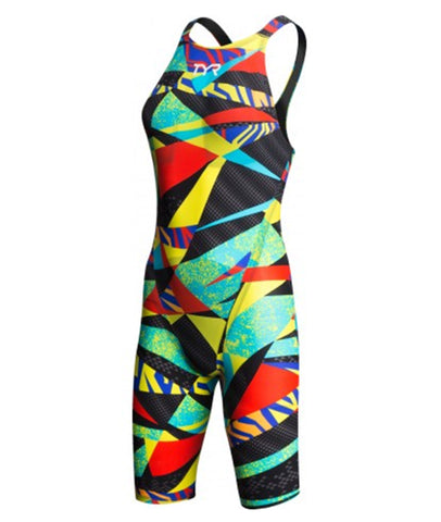 SALE TYR Female Avictor  Prelude Open Back Kneeskin