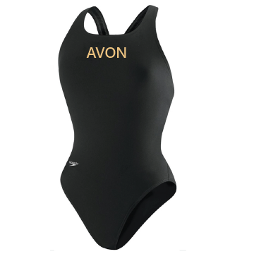 Avon Polyester Thick Strap - with logo