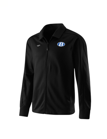 Brunswick High School Male/Female Warmup Jacket w/team logo