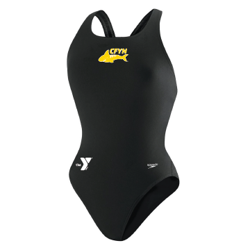 Cuyahoga Falls Female Thick Strap Suit w/ Team Logo