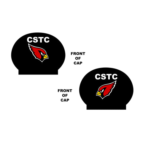 Canfield Swim and Tennis Latex Cap w/ Team Logo