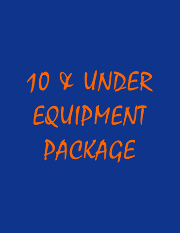 Delaware YMCA 10 & Under Equipment Package