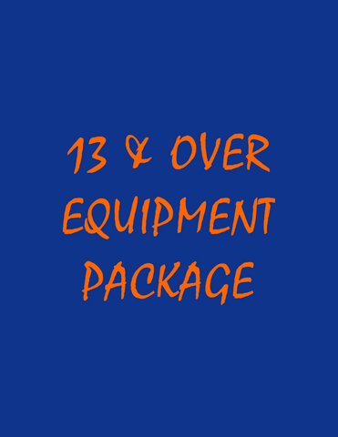 Delaware YMCA 13 & Over Equipment Package