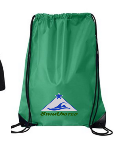Swim United Drawstring Bag