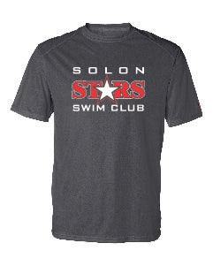 Solon Stars Dry Fit T-Shirt with Last Name