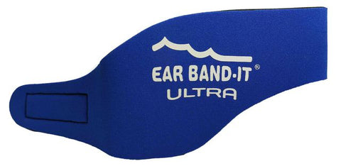 Ear Band-It with ear plugs