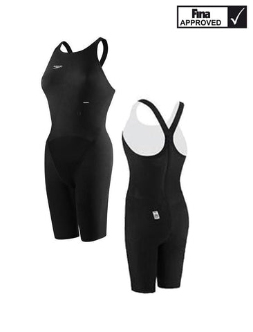Sale LZR Female Elite 2 Closed Back Kneeskin