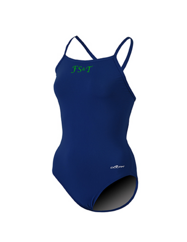 Fairlawn Swim & Tennis Female Thin Strap