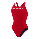 Speedo Guard Female Suit - Thick Strap