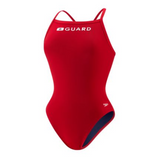 Speedo Guard Female Suit - Thin Strap