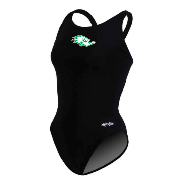 Logan Swim Team Female Thick Strap Suit