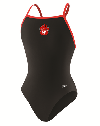 Wadsworth HS Female Suit w/ Logo