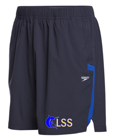 GLSS Speedo Male Team Short w/ Embroidered Logo