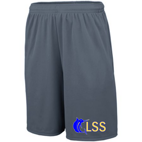 GLSS Youth Boy Team Short w/ Embroidered Logo