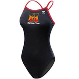 HEAT NATIONAL TEAM Female Suit Diamond Back