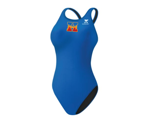 HEAT Durafast Maxfit Team female suit
