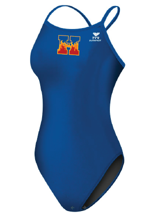 HEAT Durafast Diamondfit female Team Suit