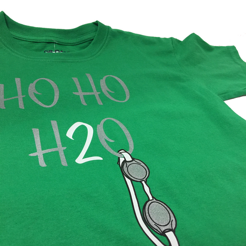HO HO H2O T-shirt - Youth