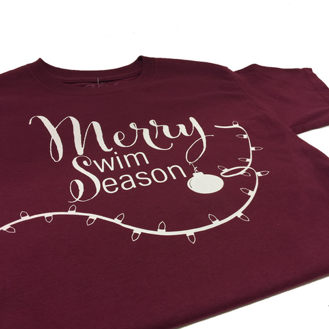 Merry Swim Season T-shirt - Youth