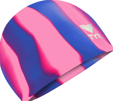 TYR Multi-Color Silicone Cap