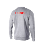 LESD Crew Neck Sweatshirt - LESD Back
