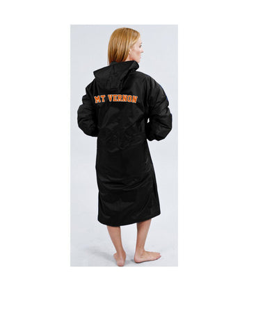 Mt. Vernon Speedo Parka with MT VERNON