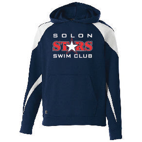 Solon Stars Hoodie with Last Name