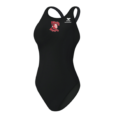 Piranha Aquatics Thick Strap Poly Suit