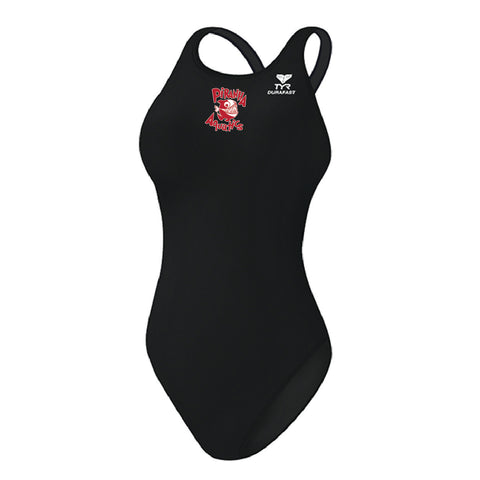 Piranha Aquatics Female Lycra Thick Strap