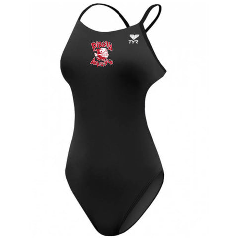 Piranha Aquatics CutOut Poly Suit