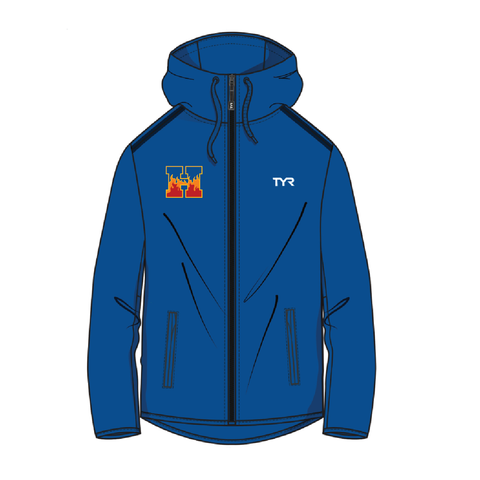 HEAT Male/Female Warmup Jacket