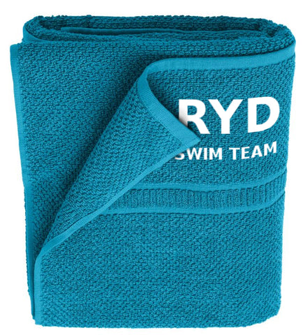 RYD Towel w/ first name