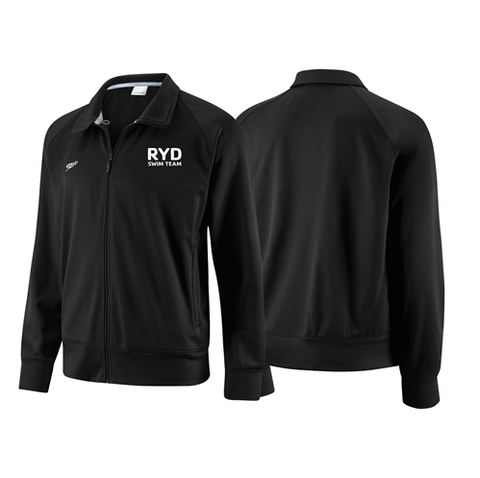 RYD Warm up Jacket with Logo